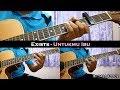 Exists - Untukmu Ibu (Instrumental/Full Acoustic/Guitar Cover)