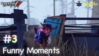 【identity V】perfumer Funny Wtf Moments Gameplay 3