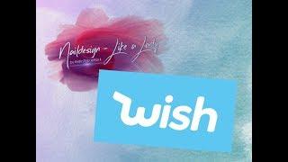 *** Nageldesignprodukte von Wish *** Top oder Flop!!!!