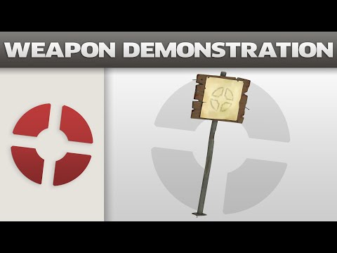 Weapon Demonstration: Conscientious Objector