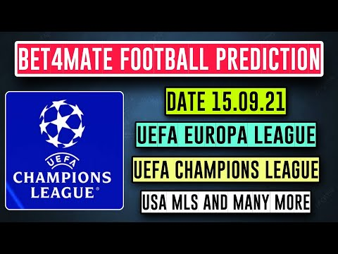 Football Predictions Today 15/09/21| Betting tips today | Soccer Predictions BettingTips #FreeTips