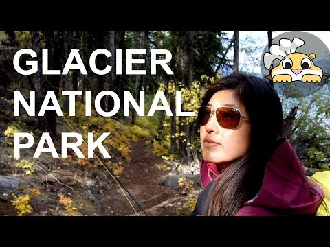 Glacier National Park - MONTANA - Ep1. - A Magic Reset Button