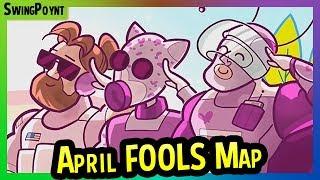 BEST APRIL FOOLS EVER - Rainbow Unicorn Tachanka - Rainbow Six Siege April Fools Joke Event