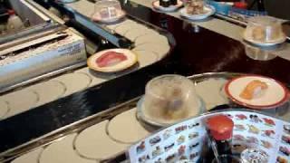 First Conveyor Sushi In Richmond