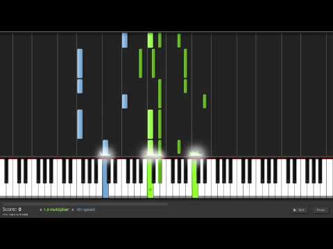 How to Play Never Say Never by The Fray