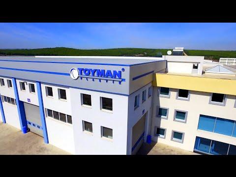 Toyman Corporate Video 2015 -  International
