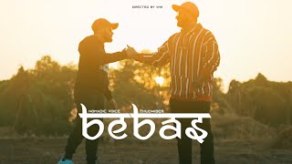 Nomadic Voice - Bebas | Thudwiser on the beat | Official Video