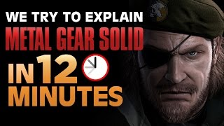 Download We Try to Explain Metal Gear in 12 Minutes