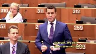 EU persists in prolonging decade-old economic tragedy - UKIP MEP Steven Woolfe MEP