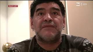 Intervista a Diego Armando Maradona - Report