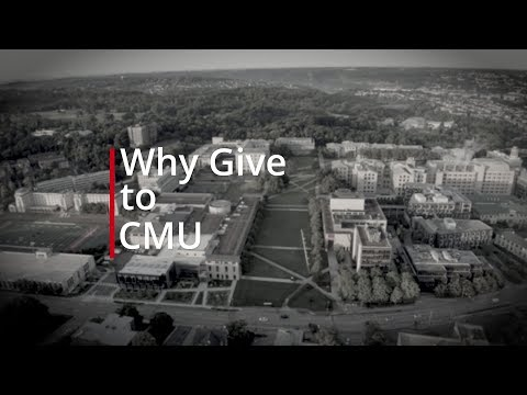 Class of 2019: Why Give to CMU?