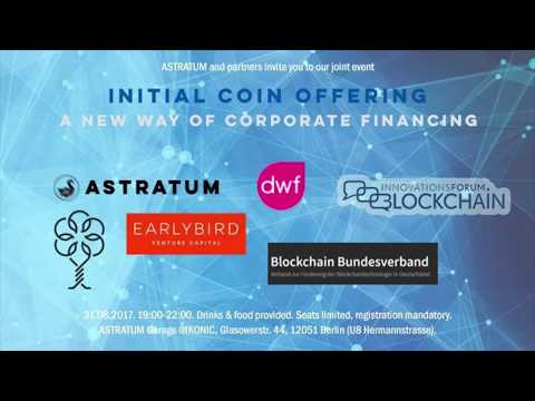 Initial Coin Offerings (ICO) - A New Way of Corporate Financing