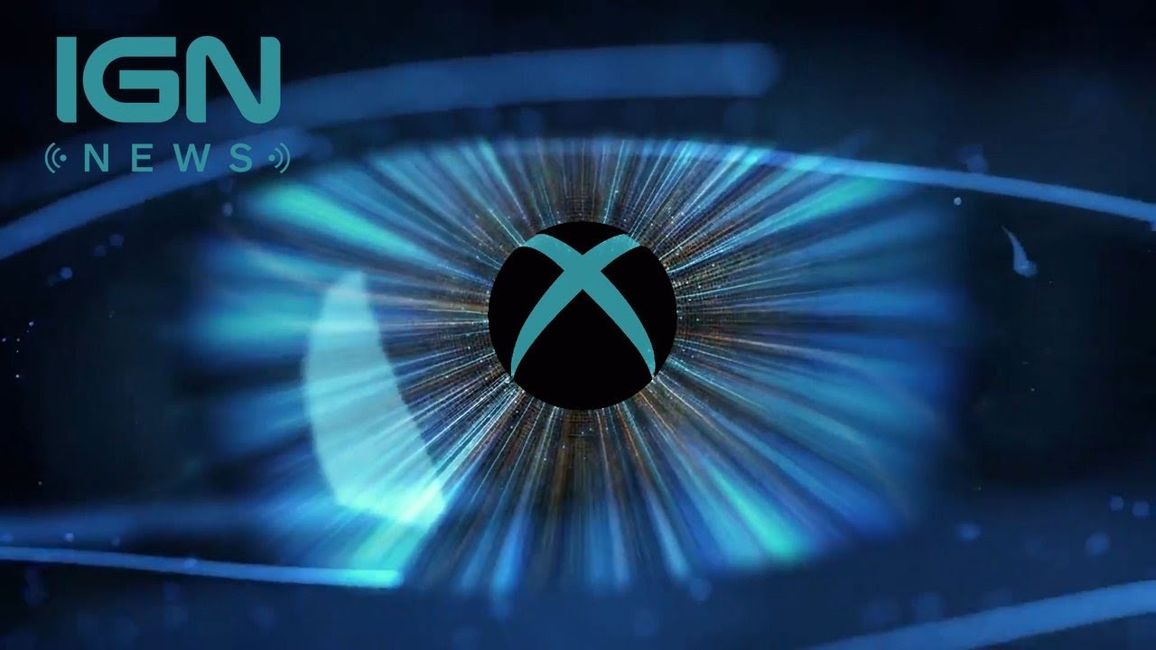 Xbox 2020 E3 2018: Xbox S...