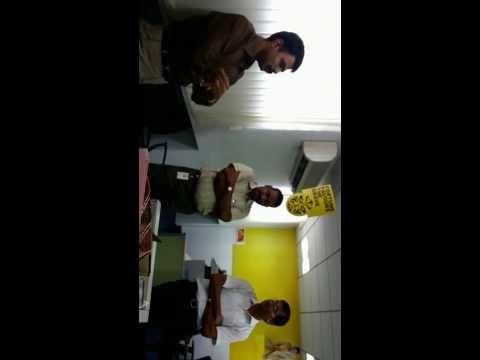 Jayaprakash(JP)_Networks Switch-Farewell @ Idea Coimbatore Office