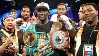 """TERENCE """"BUD"""" CRAWFORD BEING FROZE OUT ? WHO DOES HE FIGHT ?"""