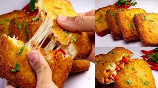 Chicken Bread Box,Bread Cheese Box(Ramadan 2021)By Recipes of the World