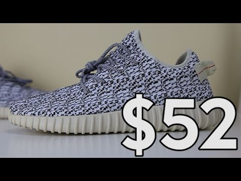 Fake Yeezy Boost 350 Review - Sample? - YouTube