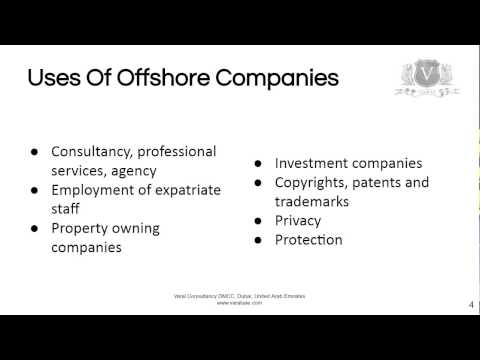 Offshore Business | 13 Points To Help You Act