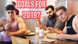 GOALS FOR 2019 | PUSH DAY