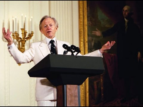 Tom Wolfe: University Commencement Address - Speech to College Students (2000)
