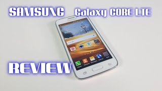 Samsung Galaxy Core LTE Review