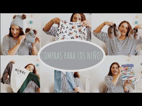 HAUL INFANTIL OTOÑO/INVIERNO 2018❤ ZARA,PRIMARK,LEFTIES,CARREFOUR,JUEGOS...  Sara Bruno thumbnail