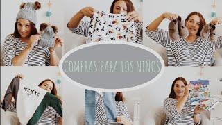 HAUL INFANTIL OTOÑO/INVIERNO 2018❤ ZARA,PRIMARK,LEFTIES,CARREFOUR,JUEGOS...| Sara Bruno