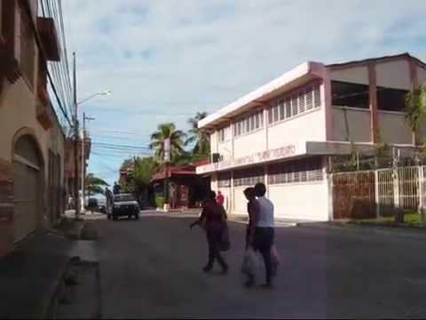 Centro de La Ceiba Atlantida Honduras