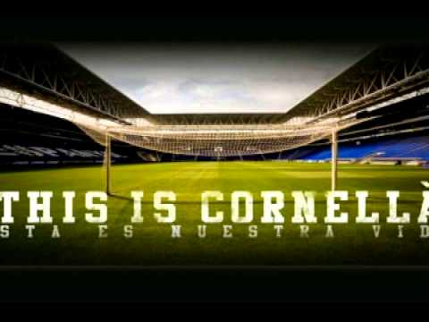 This is Cornellà - CURVA RCDE