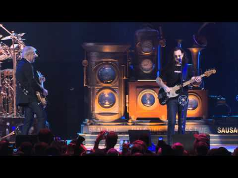 "Rush - ""Limelight"" Time Machine Tour 2011: Live In Cleveland [OFFICIAL]"