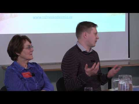 TalveAkadeemia 2015 diskussioon: milline on jätkusuutlik e-ühiskond?