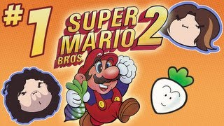 Super Mario Bros. 2: Magic Potions - PART 1 - Game Grumps