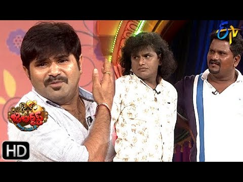 Chalaki Chanti&Sunami Sudhakar Performance | Jabardasth | 8th August 2019 | ETV Telugu