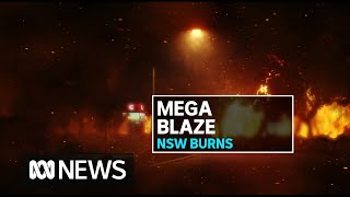 Bushfires Combine To Create 60km 'mega Fire' North Of Sydney | Abc News