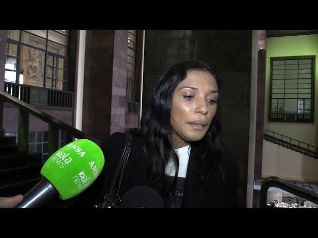 Processo Ruby Ter, Imane Fadil (parte civile) attacca dopo il rinvio: