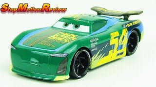 Cars 3 Stop Motion Review - Herb Curbler  Faux Wheel #54 Next Generation - Mattel Die-cast