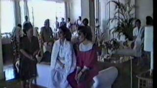 FILIPPINE JANUARY 1985  FIRST PART - ONE DAY WITH IMELDA