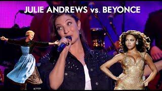 Julie Andrews vs. Beyonce for 'Single Ladies' | Jess Robinson