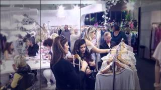 Femmina fashion trade show - Hellenic Shoe Fair June 2014 TV spot 1