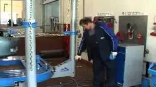 видео Виды стапель для кузовного ремонта