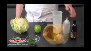 Chou-fleur Façon Cuisine Moléculaire