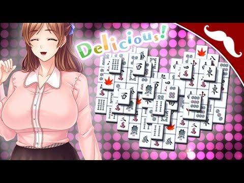 Delicious! Pretty Girls Mahjong Solitaire! - Megumi! |