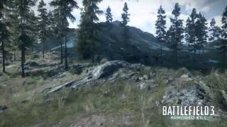 Battlefield 3 Armored Kill- Montañas  Alborz