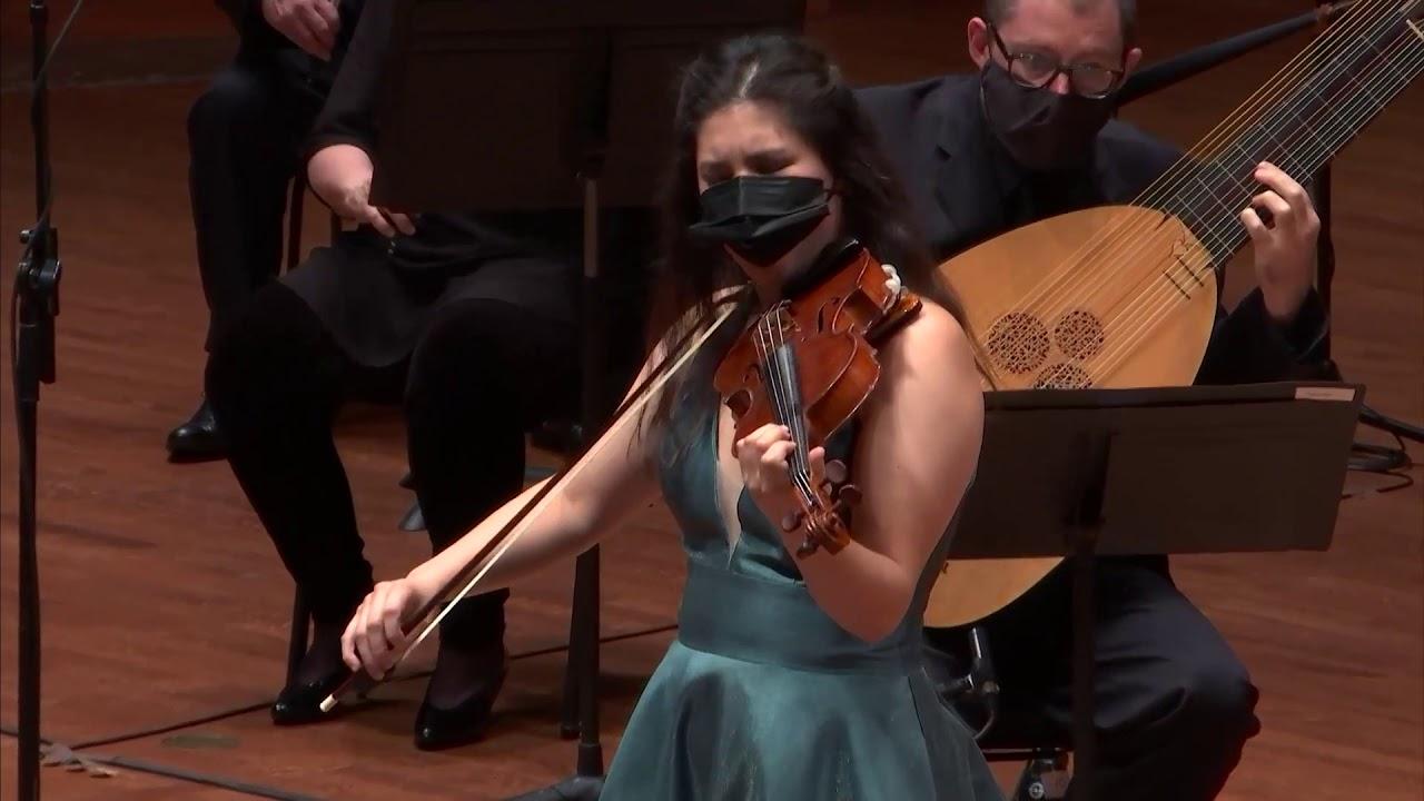 Vivaldi: The Four Seasons – Winter / Rachell Ellen Wong & Seattle Symphony