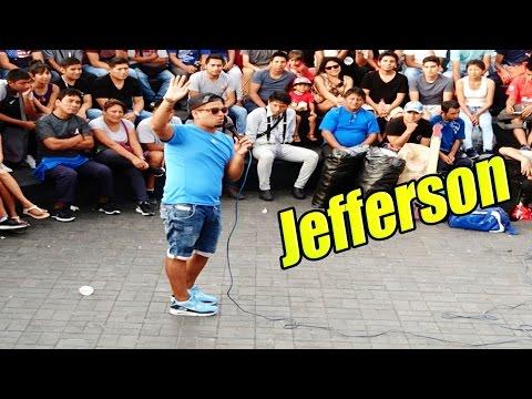 Jefferson ( Nuevo Monologo ) - Comicos Ambulantes [ Completo ] Chabuca Granda
