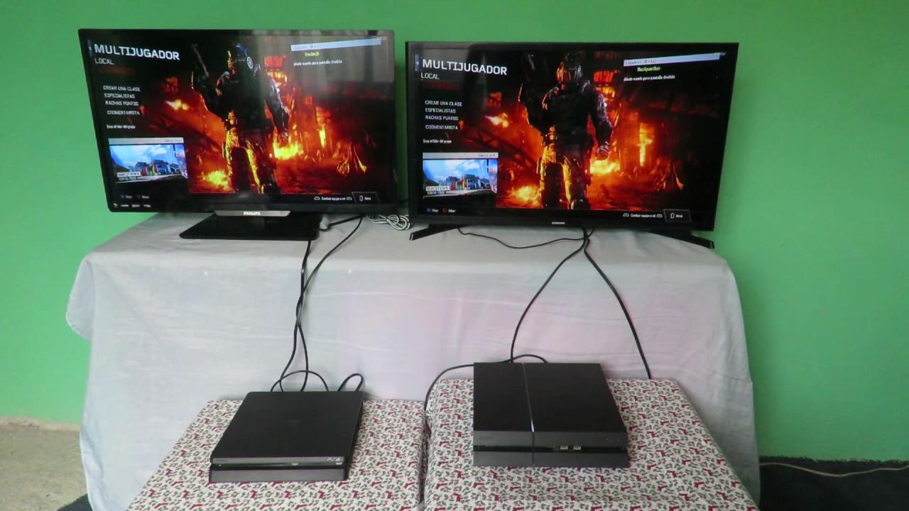 PS4 SLIM VS PS4 NORMAL VALE LA PENA PS4 SLIM
