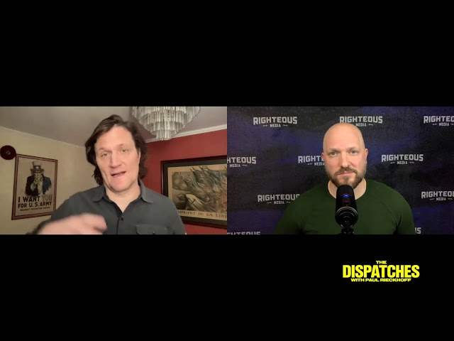 THE DISPATCHES: EPISODE 4 -JASON DEMPSEY - FULL INTERVIEW