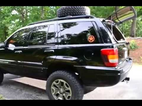 2002 Jeep Grand Cherokee Limited V8 47L  YouTube