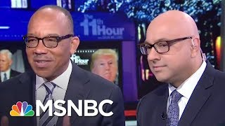 NYTimes: Donald Trump Lawyer Forwards Email Echoing Civil War Propaganda | The 11th Hour | MSNBC