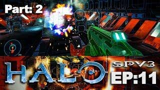 Halo SPV3 – Gaming w/ Past Life Pro (The Maw) [EP: 11 P2] | 1080p 60fps thumbnail